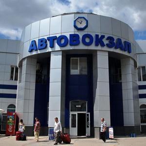 Автовокзалы Дзержинска