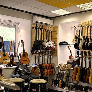 Музыкальные магазины Дзержинска