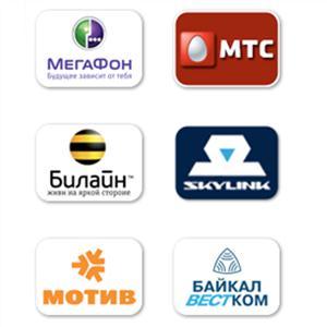 Операторы сотовой связи Дзержинска