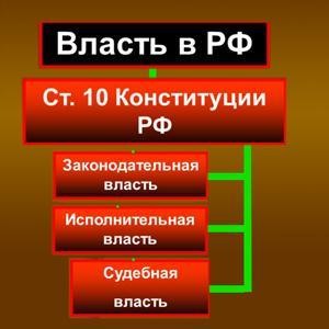 Органы власти Дзержинска