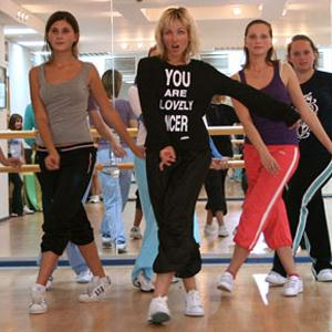 Школы танцев Дзержинска