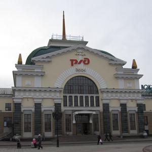 Железнодорожные вокзалы Дзержинска