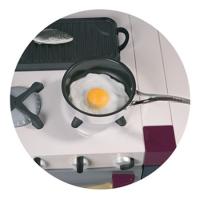 Кафе Домино - иконка «кухня» в Дзержинске